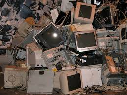 Pile of Computer Junk
