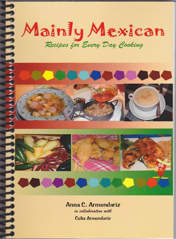 Mainly Mexcian Cookbook